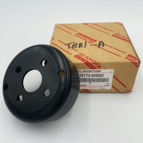 Toyota Estima ACR50 / Alphard ANH20 / Camry ACV40 Water Pump Pulley