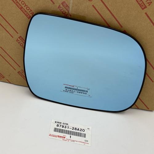 Toyota Estima ACR50 Mirror Glass (Right)