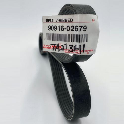 Toyota Corolla Altis ZRE141 / Wish ZGE20 Fan Belt